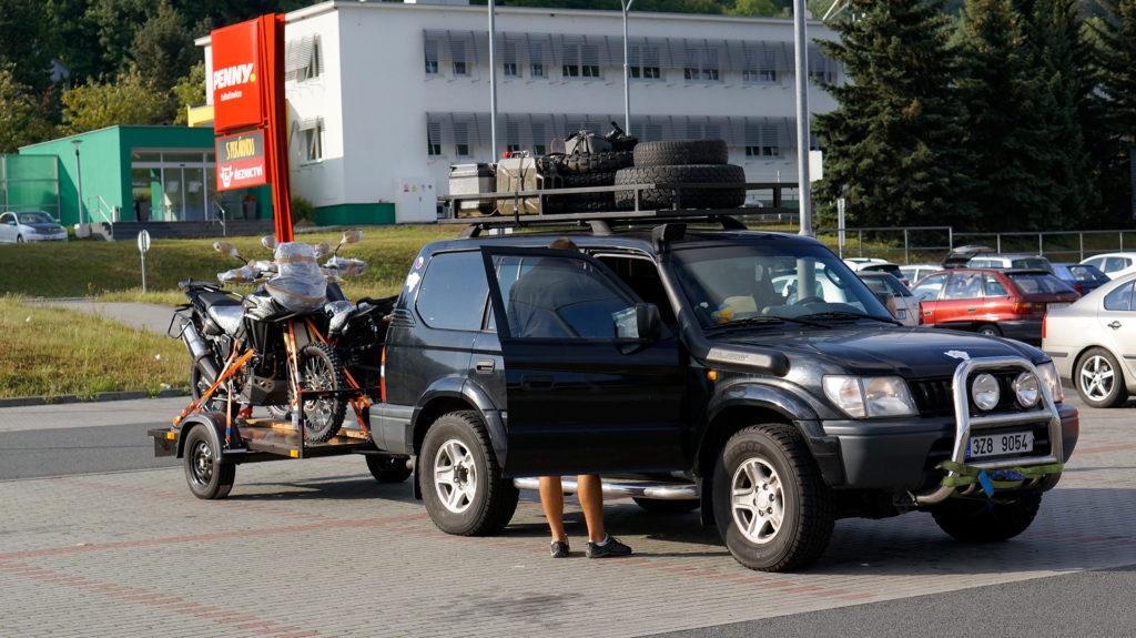 Central Asia Expedition 2018: Vyrážíme! 7
